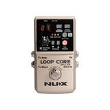 Pedal Nux Loop Core Deluxe Bundle Con Foot Switch 24 Bit
