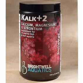 Suplemento Para Aquario Marinho.brightwell Kalk +2 450 Grs