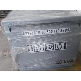 Transformador Tipo Seco Trifasico 20 Kva 480v - 380/220v