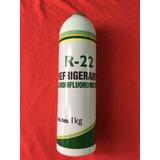 Lata De 1 Kilo Gas Refrigerante R22 Aire Acondicionado Y Mas