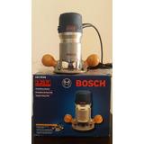 Ruteadora Fresadora Trompo Bosch De 2.25 Hp 1617 Evs