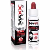 Maxx Beard #1 Crecimiento De Vello Facial Barba No Minxidil