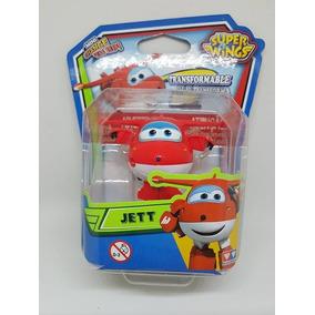 Super Wings Mini - Original - Na Caixa - Valor Unitário Jett