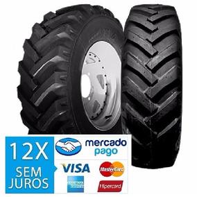 2x Pneu 750-16 Jeep Cross Tratorado Cravão Off Road Lameiro