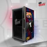 Frigobar Tecate Barcelona Nuevo Envio Gratis Inmediato!!