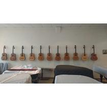 Guitarra Criolla De Coleccion Antigua Casa Nuñez 1962