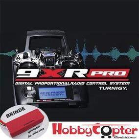Rádio Turnigy 9xr Pro ( Telemetria No Visor / Vibração/ Voz)