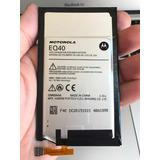 Bateria Motorola Eq40 Moto Maxx Xt1225 100% Original