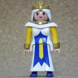 Playmobil Reina Princesa Medieval Castillo C1