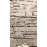 Revestimientos Simil Piedra Fabric.venta Y Colocacion $20