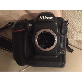 Nikon D4 - Tomo Nikon D300s