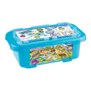 Brinquedo Caixa Aquabeads Box Of Fun Safari Da Epoch Magia