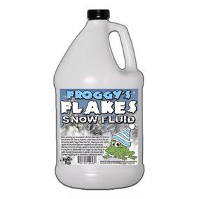 Liquido Para Maquina De Nieve Artificial