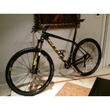 Bicicleta Scott Scale Rc900 29 Carbono L(19) 9,3kg Xtr Mavic