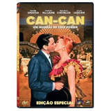 Dvd Can-can (1960) Frank Sinatra Shirley Maclaine