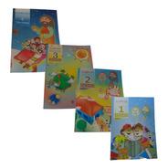 Kit O Livro Dos Espíritos Para Crianças - Volume 1,2,3 E 4