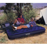 Colchon Inflable Intex 137x191x22 Mediano