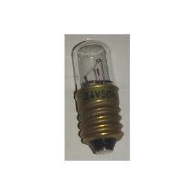 Lampada K-84 Para Radio 24v 50ma Base E10 Bulbo G-15