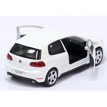 Carrinho Miniatura Golf Gti Miniatura 1/36 Coleção Ferr Cl13