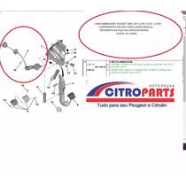 Cabo Embreagem 206 207 1.4 8v 1.6 650mm Reg. Manual 2150ec