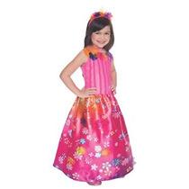 Disfraz Para Niña Rubíes Barbie Y La Puerta Secreta Alexa V