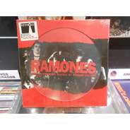 Lp Ramones - Wbuf Fm Broadcast, Buffalo, Ny - Picture Disc