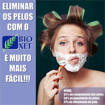 Redutor Definitivo De Pelos Facial Bioxet (importado)