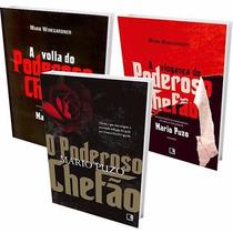 Kit Livros - O Poderoso Chefão (3 Livros) #