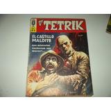 Dr. Tetrik N.21 Edit. Mazonne-1970 Cc.ff. Terror Warren