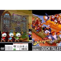 Dvd Duck Tales - Coleção Completa Dublada - Digital 8 Dvds