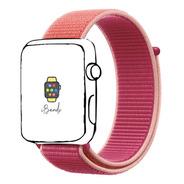 Pulseira Loop Esportiva Romã Apple Watch 42mm 44mm