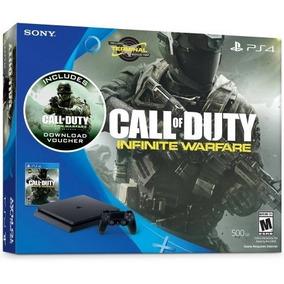 Ps4 Slim Call Of Duty Infinite Warfare 500gb - Importstore