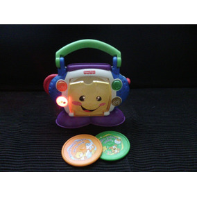 Toca Cd Canta Conmigo De Fisher Price
