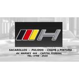 Hagel Taller Sacabollos - Golpes - Granizo - Chapa Y Pintura