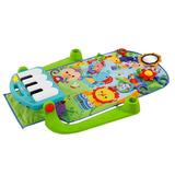 Gimnasio Bebe Piano Pataditas Musicales Bmh49 Fisher Price