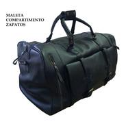 Maleta De Viaje En Piel  (ma5417)