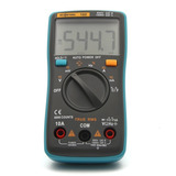 Multimetro Digital Richmeters Tru-rms 6000 Cuenta Retroilumi