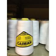 Hilo Caiman Para Maquina De Coser Recta 5 Unidades Colores