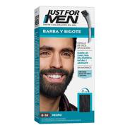 Just For Men Coloracion Gel Para Barba Y Bigote Cubre Canas