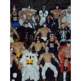 Lote 10 Luchadores Santo Demon Reymil M