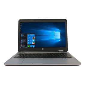 Notebook Hp Probook 650 G3 - Core I7-vpro 16gb 512ssd Win10