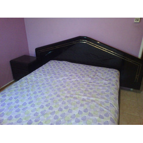 juego de dormitorio laqueado matrimonial