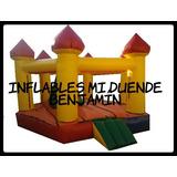 Castillo Inflable Hexagonal Directo De Fabrica