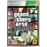 Grand Theft Auto San Andreas Para Xbox 360 En Start Games
