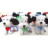 Kit 50 Cachorrinhos Feitos Em Toalha De Mão (lembrancinhas)