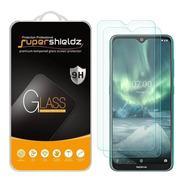 Vidrio Templado Supershieldz Para Nokia 7.2 X2 Unidades