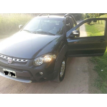 Fiat Strada Adventure 1.6 16v. Doble Cabina Con Locker 2014