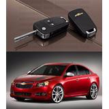 Carcasa Llave Cuchilla Flip Chevrolet Cruze Aveo Sonic Spark