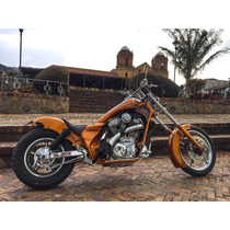 Chopper Honda Shadow 1.100 Customizada