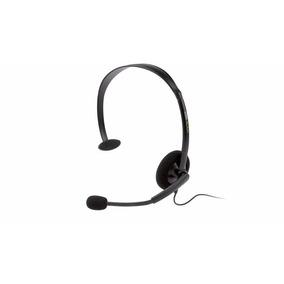 Audífonos Para Chat Headset Xbox 360 Nuevo Y Sellado